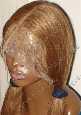 Yaki Straight Full Lace Custom Color #4/27/30 Mix $240