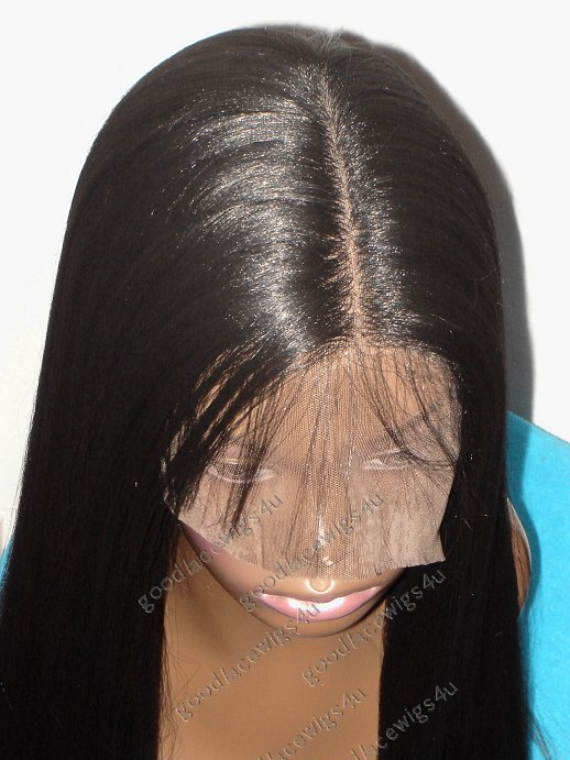 Synthetic Full Lace Wig Yaki Texture Affordable Beautiful